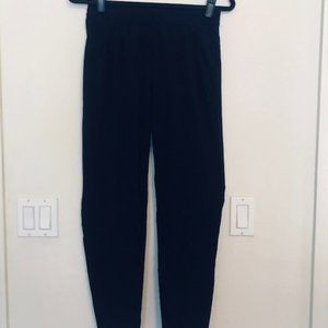 Black Soft Trouser
